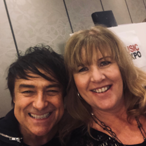 My Time with Gord Deppe from The Spoons.